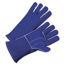 Leather Welder's Gloves