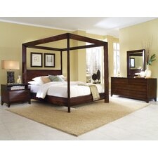 Island Four Poster Bedroom Collection