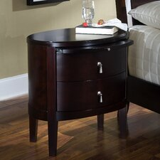 Harbor 2 Drawer Nightstand