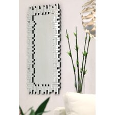 Shard Rectangular Mirror