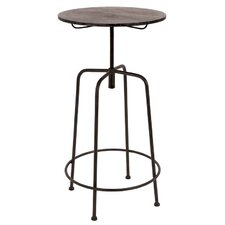 Vintage Inspire Metal Bar Table