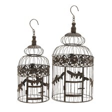 Bird Cage (Set of 2)