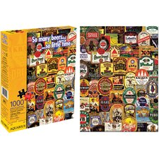 So Many Beers Jigsaw Puzzle