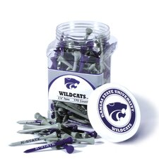 NCAA 175 Imprinted Tee Jar