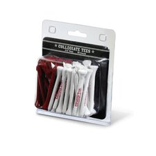 NCAA Imprinted Golf Tee - Pack of 50