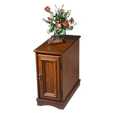 Union Chairside Cabinet in Cherry