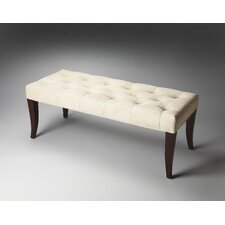 Plantation Taylor Upholstered Bench