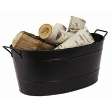 Oval Steel Tub