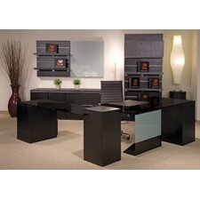 System 21 Office L Desk