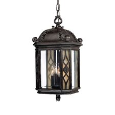 Florence 4 Light Outdoor Hanging Lantern