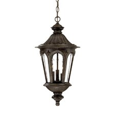 Marietta 3 Light Outdoor Hanging Lantern