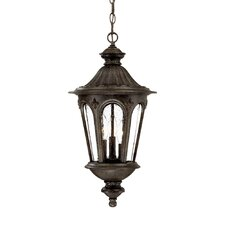 Marietta 4 Light Outdoor Hanging Lantern