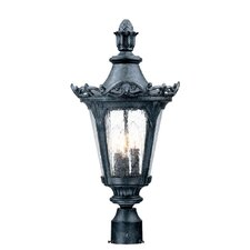 Valencia 3 Light Outdoor Post Lantern