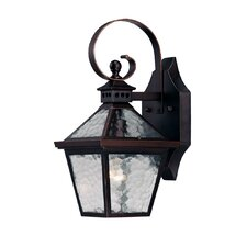 Bay Street 1 Light Wall Lantern