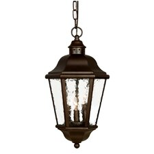 Beaufort 3 Light Outdoor Hanging Lantern