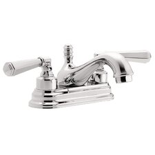 Monterey Two Handle Centerset Bathroom Faucet