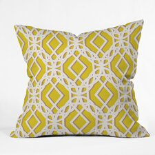 Aimee St Hill Diamonds Polyester Throw Pillow