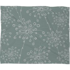 Rachael Taylor Quirky Motifs Polyester Fleece  Throw Blanket
