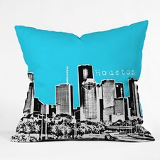 Bird Ave Houston Indoor/Outdoor Polyester Throw Pillow