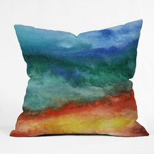 Jacqueline Maldonado Leaving California Polyester Throw Pillow