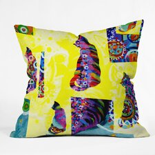 Randi Antonsen Cats 1 Indoor / Outdoor Polyester Throw Pillow