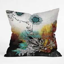 Iveta Abolina Frozen Dreams Indoor / Outdoor Polyester Throw Pillow