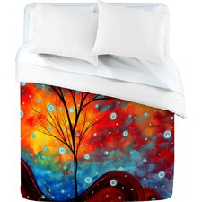Madart Inc. Summer Snow Duvet Cover Collection