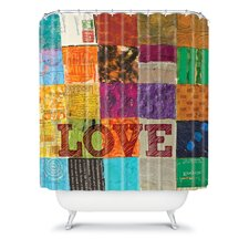 Elizabeth St Hilaire Nelson Love Polyester Shower Curtain