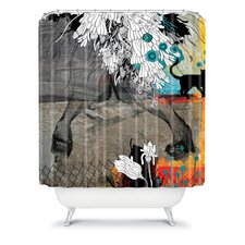 Iveta Abolina Polyester Stay Awhile Shower Curtain