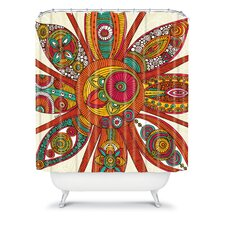 Valentina Ramos Polyester Liora Shower Curtain