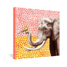 Garima Dhawan New Friends 2 Gallery Wrapped Canvas