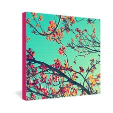 Shannon Clark Summer Bloom Canvas Wall Art