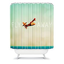 Happee Monkee Fly Away Shower Curtain