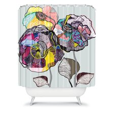 Mikaela Rydin Growing Shower Curtain