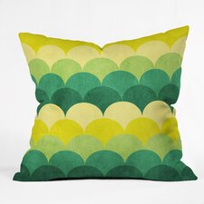 Arcturus Scales Throw Pillow