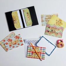 Happee Monkee Note Card Set