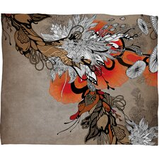 Iveta Abolina Sonnet Polyester Fleece Throw Blanket