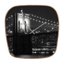 Leonidas Oxby Brooklyn Bridge 125 Clock