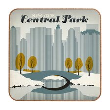 Anderson Design Group Central Park Snow Wall Art
