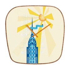 Jennifer Hill New York City Chrysler Building Clock