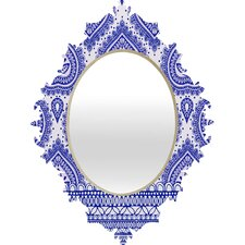 Aimee St Hill Decorative Quatrefoil Mirror