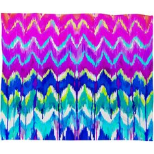 Holly Sharpe Summer Dreaming Polyesterrr Fleece Throw Blanket