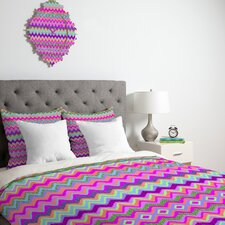 Amy Sia Chevron 2 Duvet Cover Collection