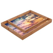 Shannon Clark Cosmic Rectangular Tray