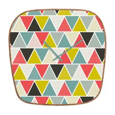Heather Dutton Triangulum Clock