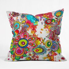 Stephanie Corfee Miss Penelope Throw Pillow