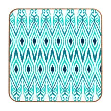 Amy Sia Ikat Jade Wall Art