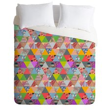 Bianca Green Lost in Pyramid Duvet Cover Collection