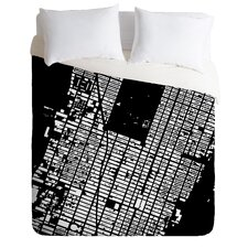 CityFabric Inc NYC Midtown Duvet Cover