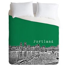 Bird Ave Portland Duvet Cover Collection